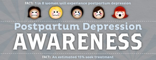 Postpartum Depression - Let's Talk About It! 1