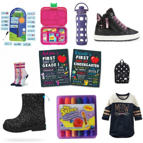 Ava's MUST HAVE Back To School Shopping List 1