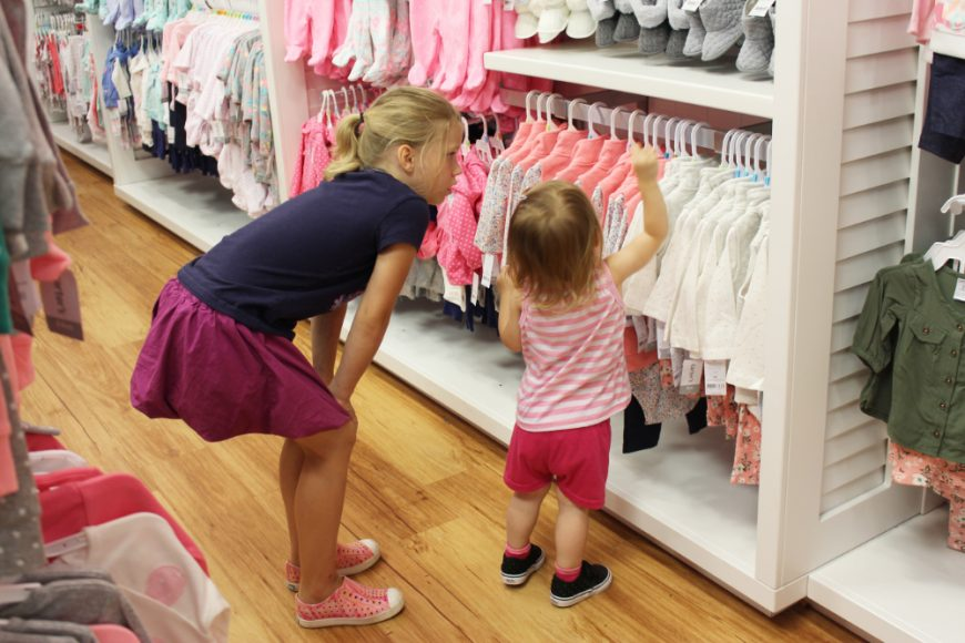 #kidsentials with Carters Oshkosh