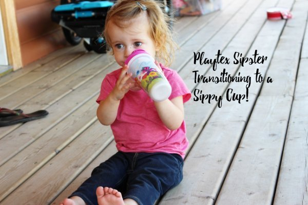 Transitioning to a Sippy Cup