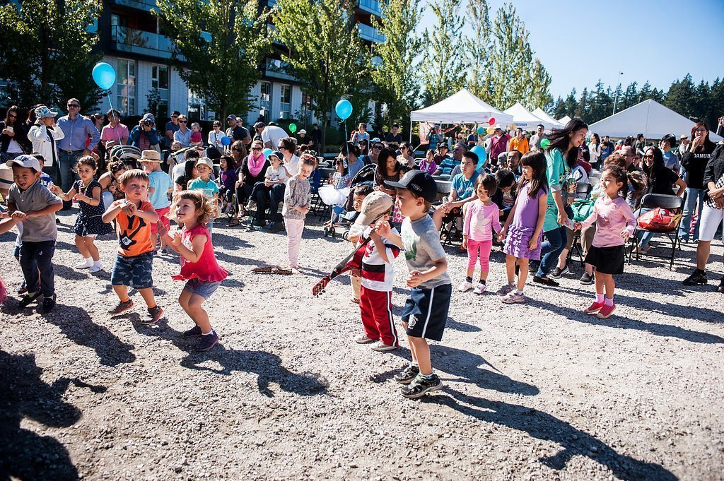 This Weekend In Vancouver: Wesbrook Village Festival 1