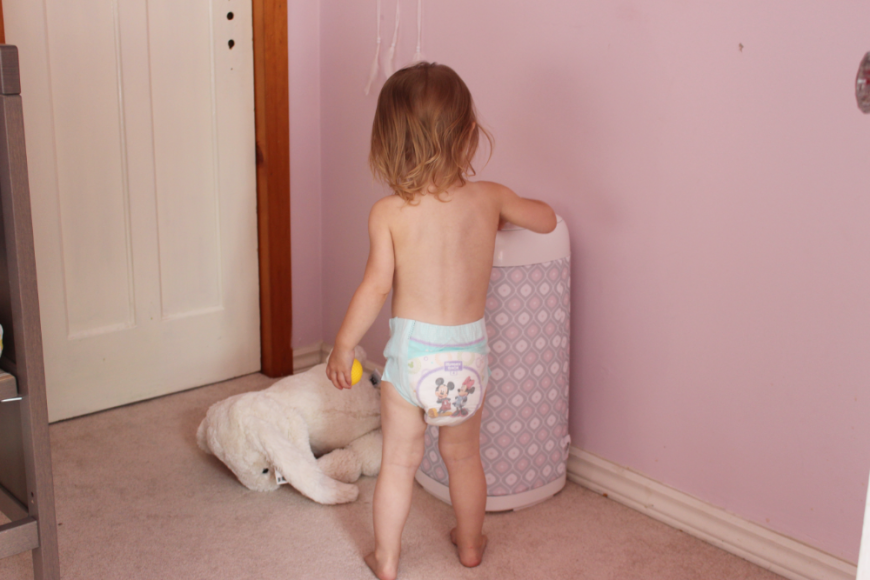 Customize With Diaper Genie Expressions + GIVEAWAY 3