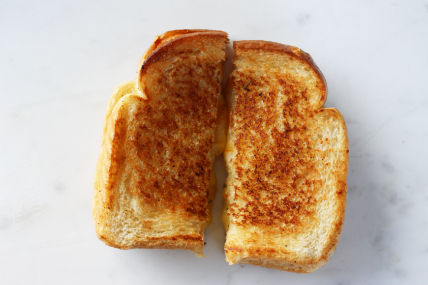 Top Secret Game Changing Grown Up Grilled Cheese Sandwich 2