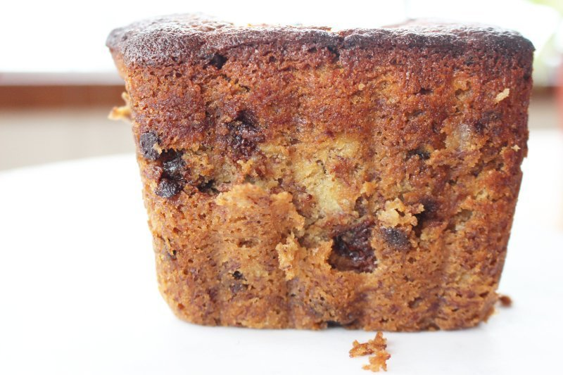 Delicious Chocolatey Bacon Banana Bread - A Family Favourite 5