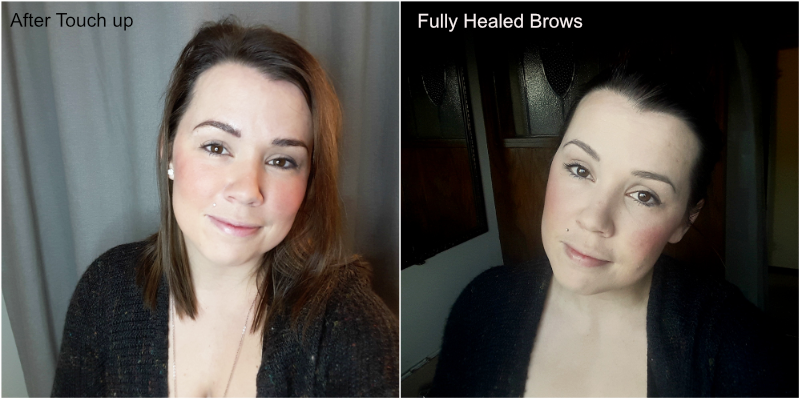What Is It Like to Have A Microblading Touch Up + Giveaway 1