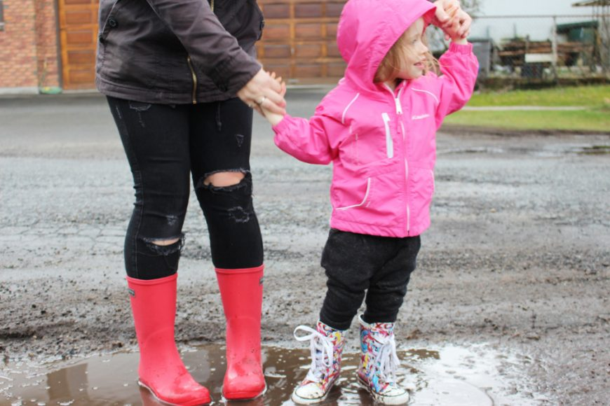 Today Is A Lets Jump In A Puddle Kind Of Day With Printable Download! 7