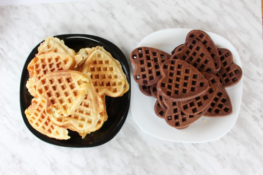 A Chocolate Waffle A Day Keeps The Hangry Children Away Recipe 6