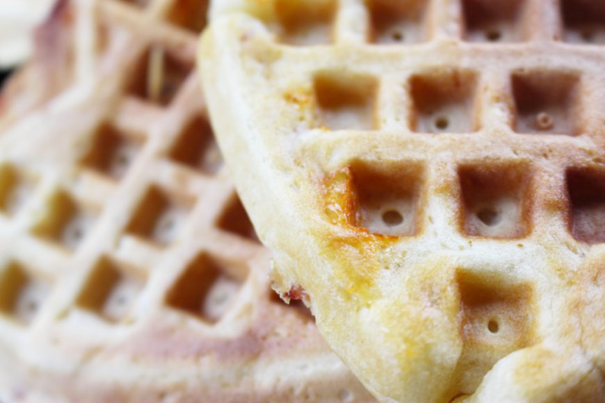 A Chocolate Waffle A Day Keeps The Hangry Children Away Recipe 5