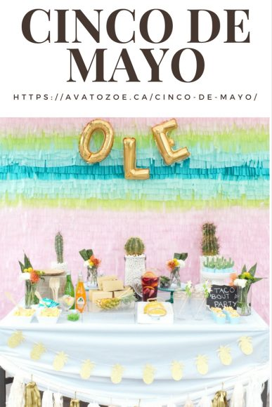 A Little Spring Time Cinco De Mayo Party Inspiration! 19