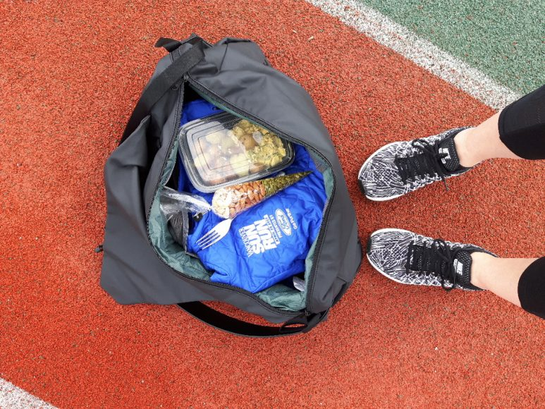 A Nutritional Struggle: Fueling Your Body To Go The Distance