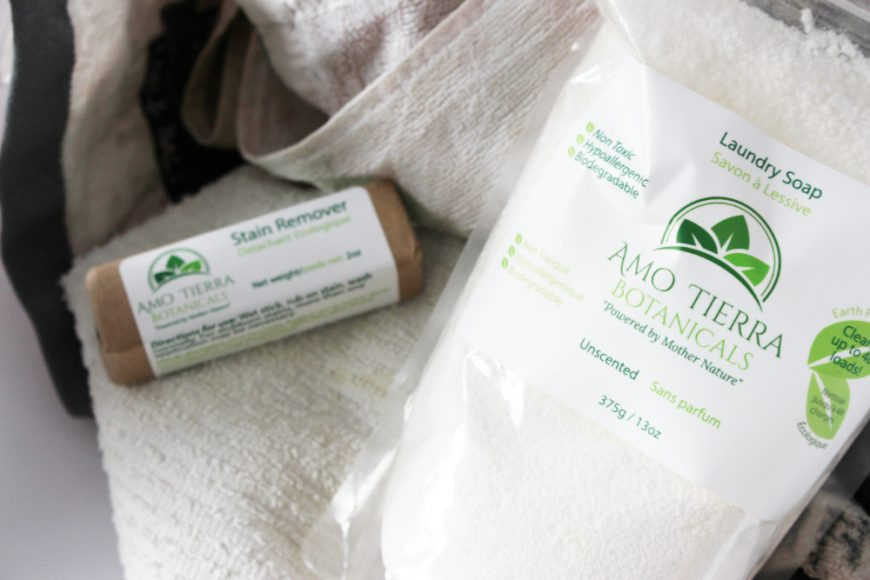 Going Green with Amo Tierra {Review & Giveaway} 1