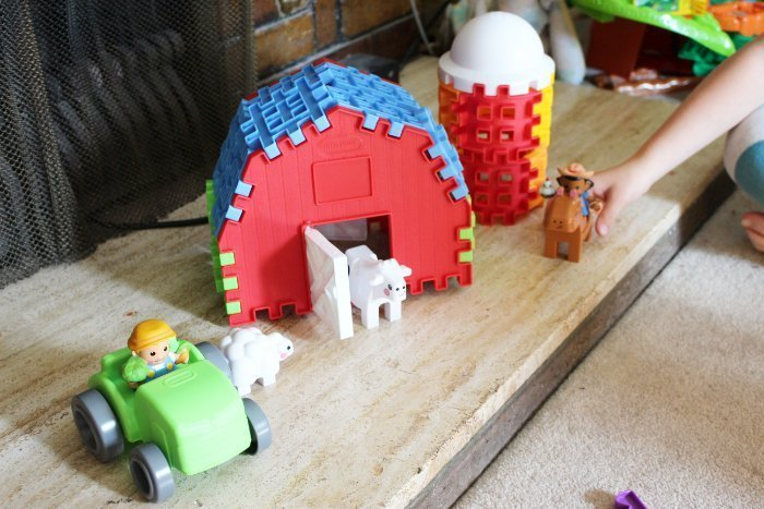 Little Tykes Waffle Blocks- If You Build It They Will Come! {Giveaway}