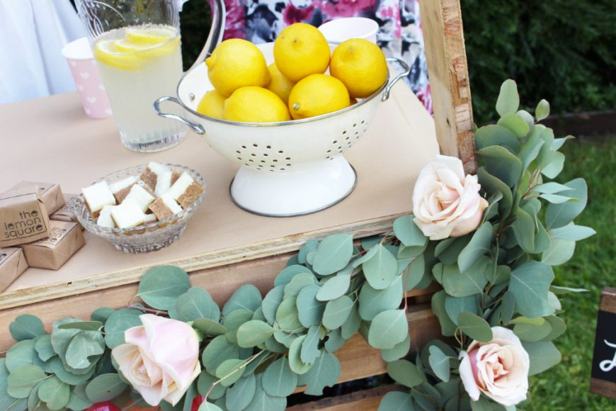 A Grown Up Twist On A Childhood Classic- Lemonade Mimosa 25