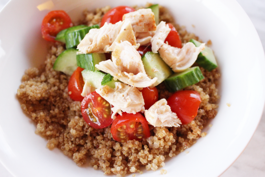 Quick & Easy Successful Lunch For Busy Moms {Recipe} 3