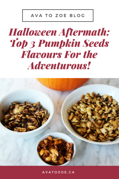 3 Delicious Pumpkin Seeds Flavours For the Adventurous! 6