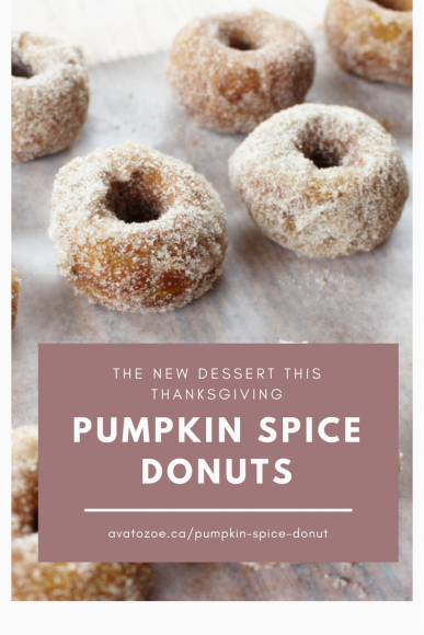 You are the Pumpkin to My Pumpkin Spice Donut! {Recipe} 18