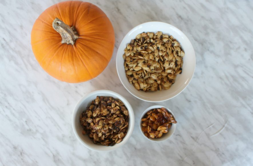 Halloween Aftermath: Top 3 Pumpkin Seeds Flavours For the Adventurous!