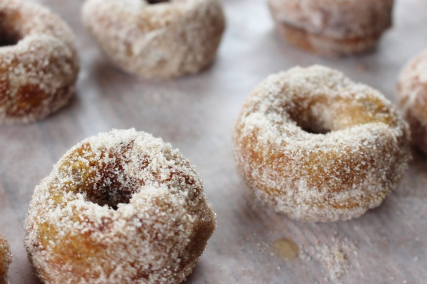 You are the Pumpkin to My Pumpkin Spice Donut! {Recipe} 12