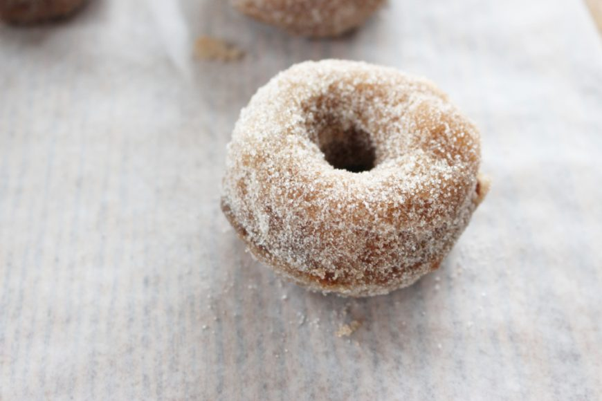 You are the Pumpkin to My Pumpkin Spice Donut! {Recipe} 1