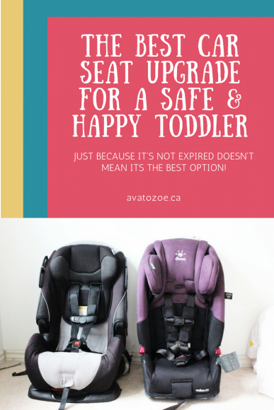 The Best Car Seat Upgrade For A Safe & Happy Toddler 5