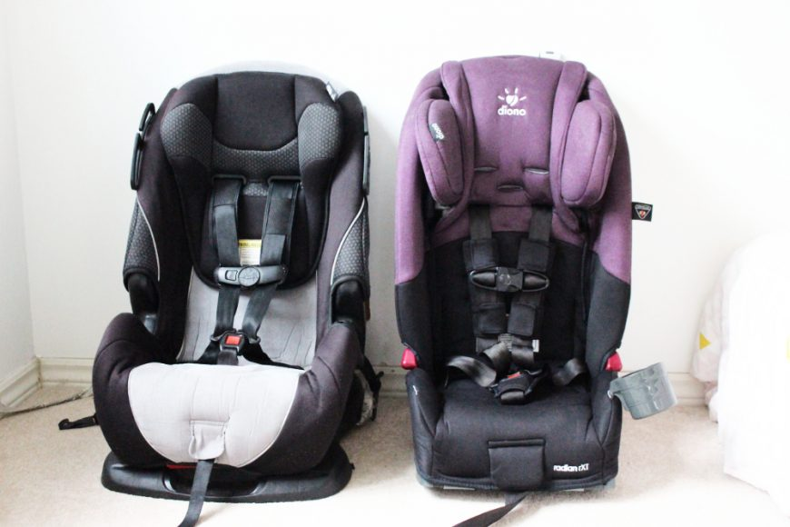 The Best Car Seat Upgrade For A Safe & Happy Toddler