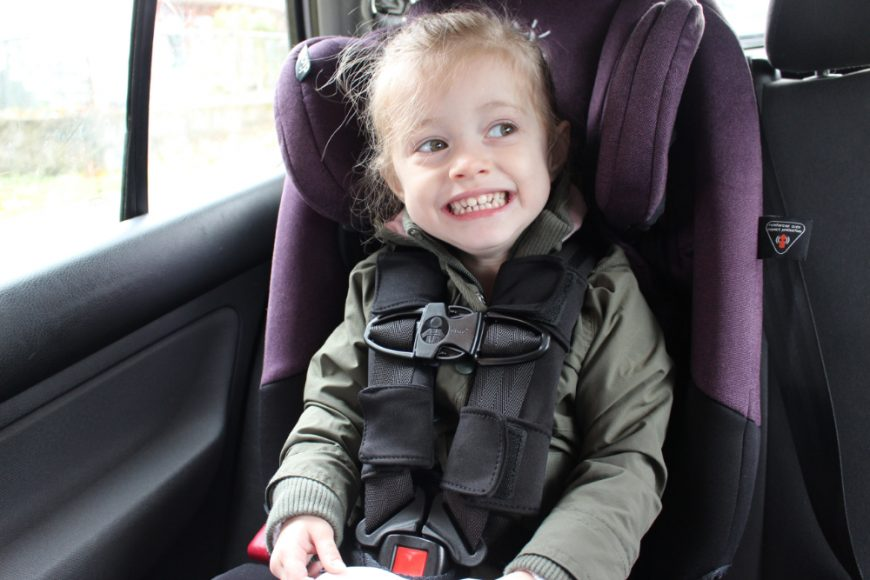 The Best Car Seat Upgrade For A Safe & Happy Toddler 4