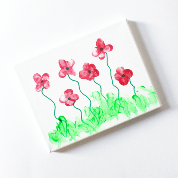 Teach Them Young! A Toddler Remembrance Day Craft! 6