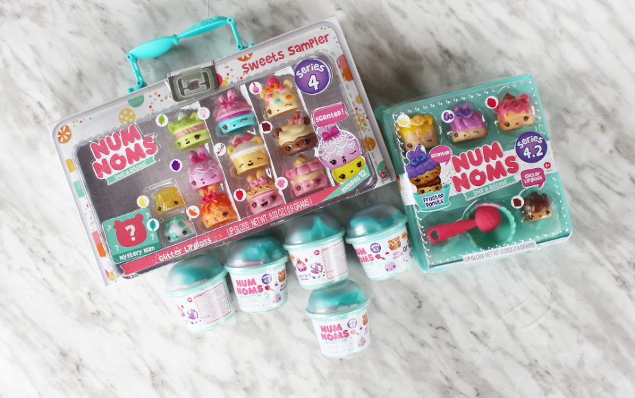 Add Sparkle With Num Nom Toys Nail Polish & Lip Gloss Giveaway 11