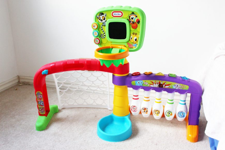 Indoor Sports Fun Perfect For A Happy Toddler! 2