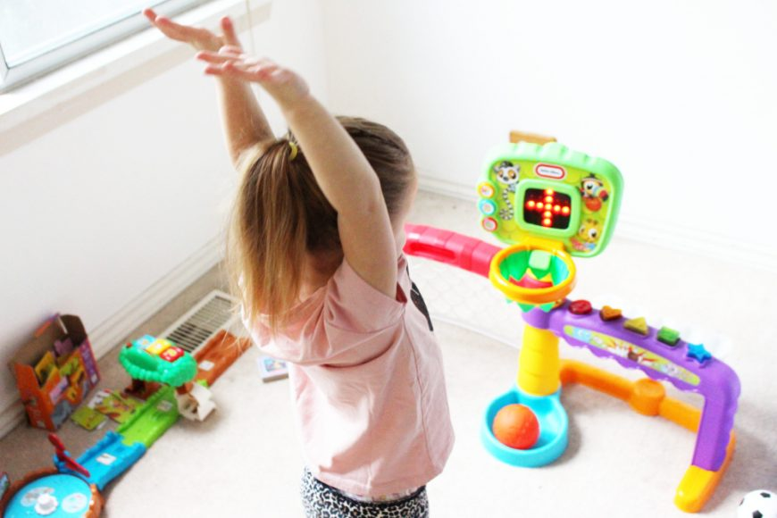 Indoor Sports Fun Perfect For A Happy Toddler! 11