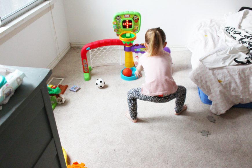 Indoor Sports Fun Perfect For A Happy Toddler! 15
