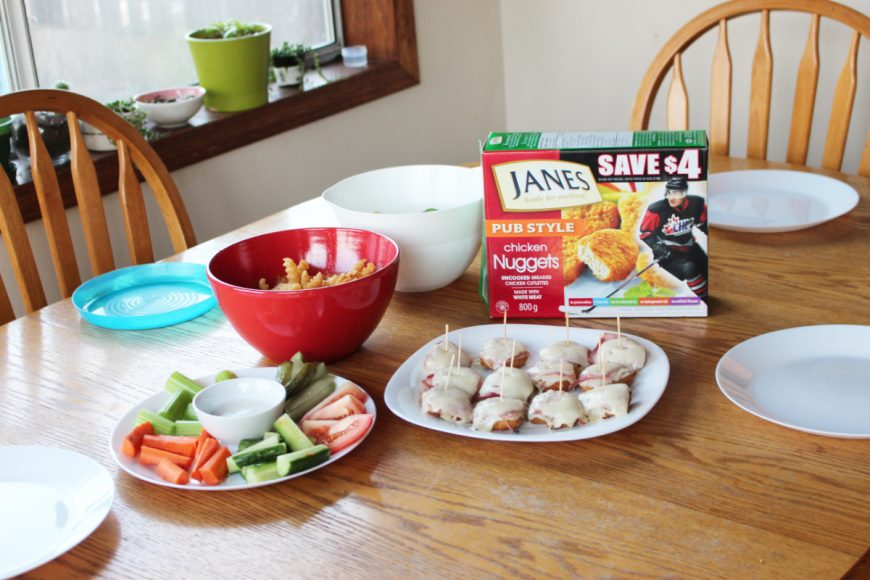 Chicken Cordon Bleu Poppers For A Happy Bento Style Family Meal 3