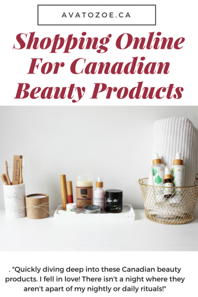 Shopping Online For The Best Canadian Beauty Products 10