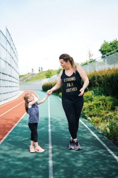 How Finishing A 10km Run Made Me A Stronger Mother! 8