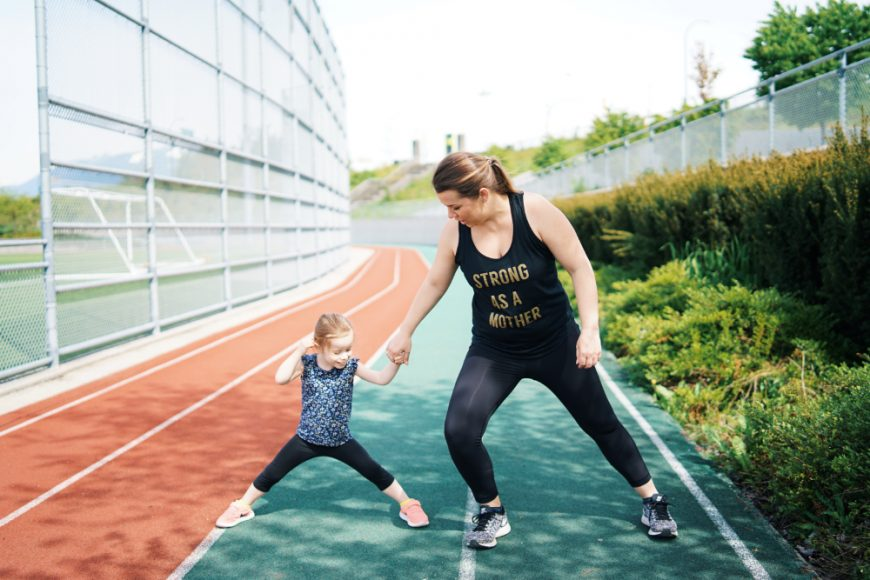 How Finishing A 10km Run Made Me A Stronger Mother! 6