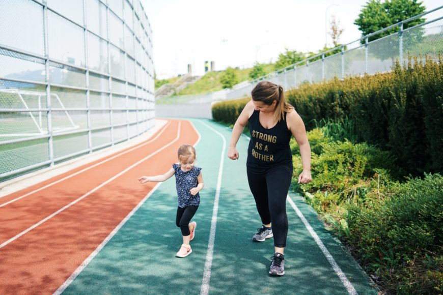 How Finishing A 10km Run Made Me A Stronger Mother! 5