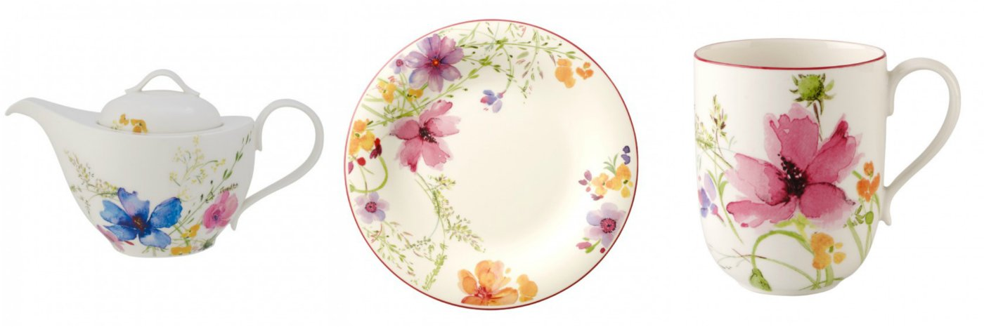 A Beautiful Mother's Day Brunch Celebration Tableware Roundup 1