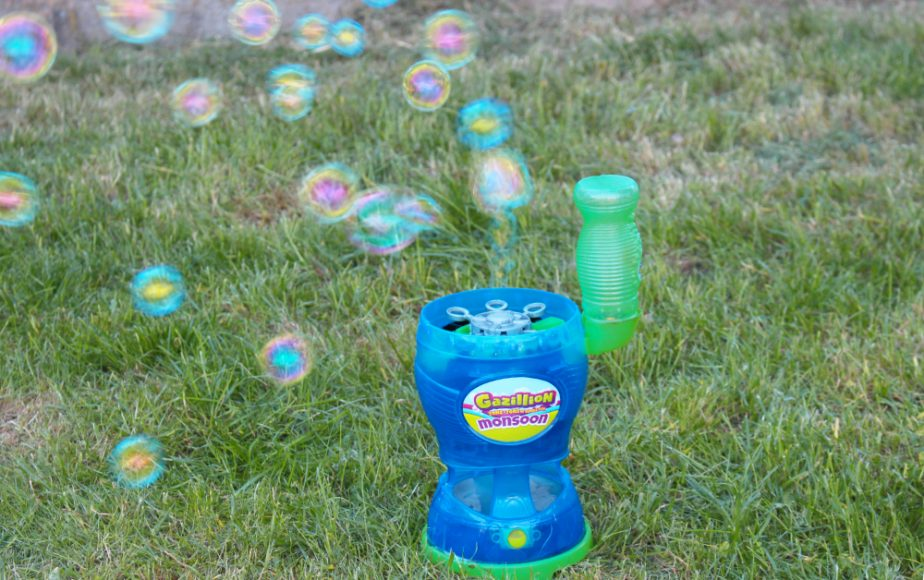 Get Outside For Some Bubble Popping Fun With Gazillion Bubbles 4