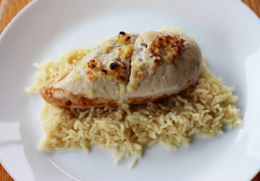 3 Simple Ingredients For a Delicious Baked Garlic Butter Chicken 2