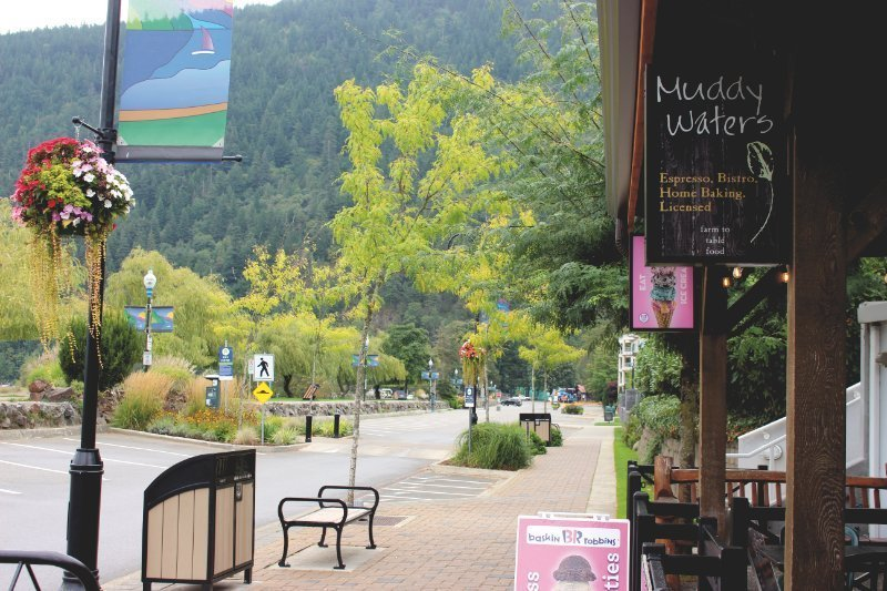 dining in Harrison Hot Springs