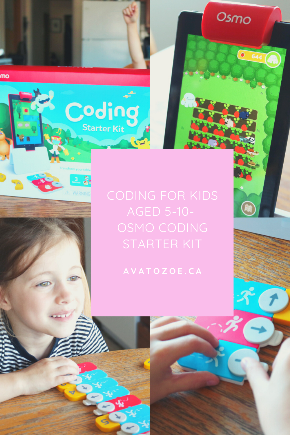 Osmo Coding Starter Kit Making Screen time Happy Time 2